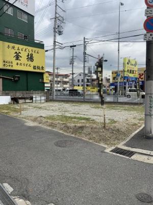【外観】大阪府門真市上野口町売土地