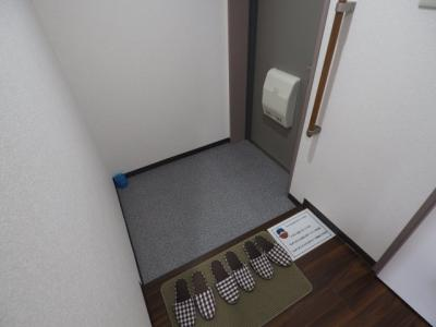 【玄関】リヴェール御影