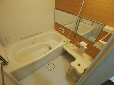 【浴室】ランドマーク住吉