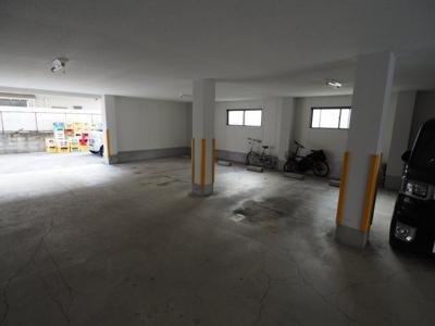 【駐車場】ラメゾン アンフォレット
