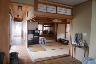 【和室】小原中古住宅8LDDKK+S+サンルーム