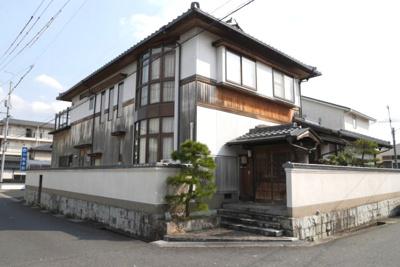 【外観】小原中古住宅8LDDKK+S+サンルーム
