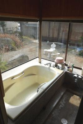 【浴室】小原中古住宅8LDDKK+S+サンルーム