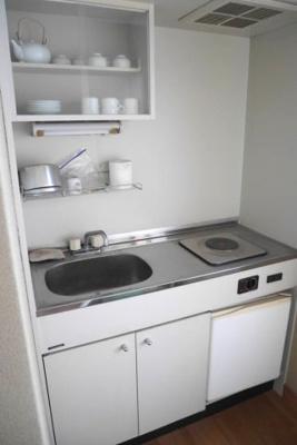 【キッチン】小原中古住宅8LDDKK+S+サンルーム