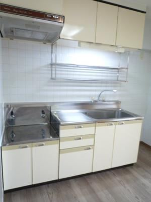 【キッチン】リシェス久米川2号館