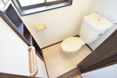 【トイレ】コーポアサノ