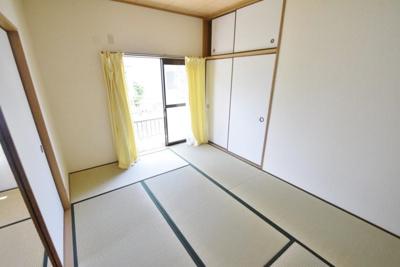 【寝室】コーポアサノ