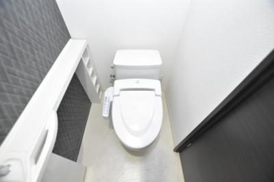 【トイレ】Le・Sel上町台