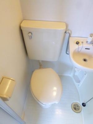 【トイレ】箕面アーバンライフⅠ