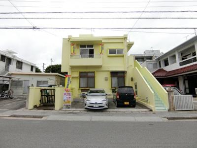 【外観】渡嘉敷アパート