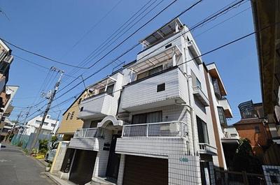 【外観】ジュネス学芸大マンション
