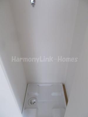 アーバンステージ池袋の室内洗濯機置き場