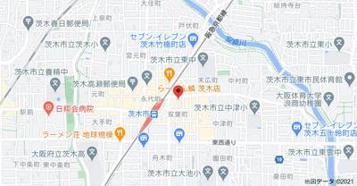 【地図】ツインリーブス