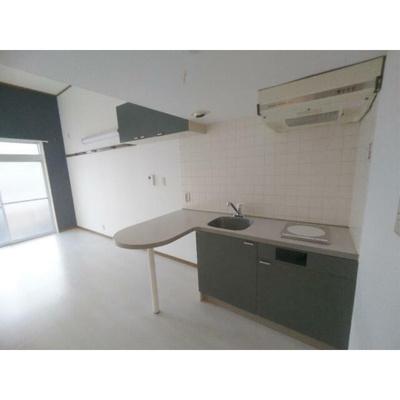 若松ハイツ1号館のキッチン