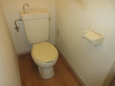 【トイレ】ときわ台ハイム