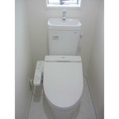 ナリトモ都賀Aのトイレ