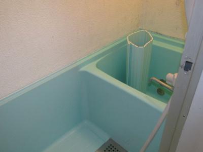 【浴室】コーポ甲南