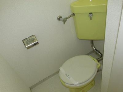 【トイレ】コーポ甲南