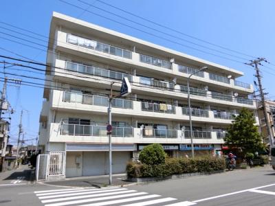 【現地写真】 鉄筋コンクリート造5階建て♪ 総戸数34戸♪