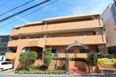 【現地写真】 総戸数12戸のマンションです♪