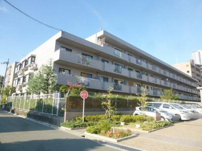 【現地写真】 総戸数43戸のマンションです♪