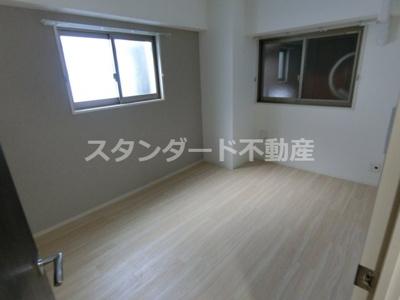 【洋室】オーシャンコート西田辺