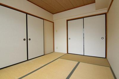 【和室】ビッグヴァン日吉ホーム