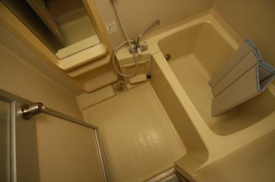 【浴室】ビッグヴァン日吉ホーム