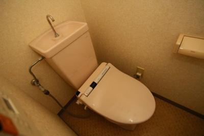 【トイレ】ビッグヴァン日吉ホーム