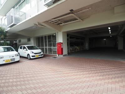 【駐車場】甲南スカイマンション