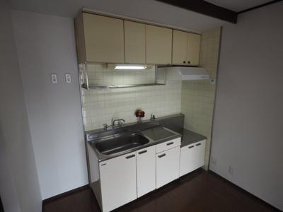 【キッチン】甲南パークハイツ