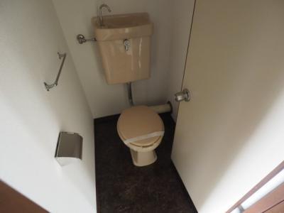 【トイレ】甲南パークハイツ
