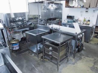【キッチン】荒口町 店舗併用住宅