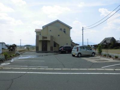 【外観】荒口町 店舗併用住宅