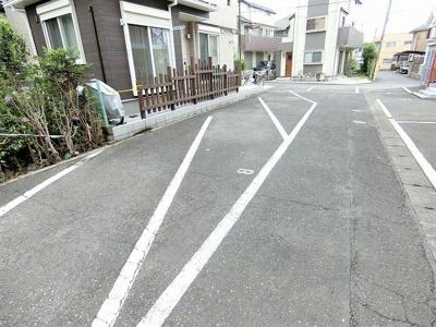 【駐車場】万世マンション