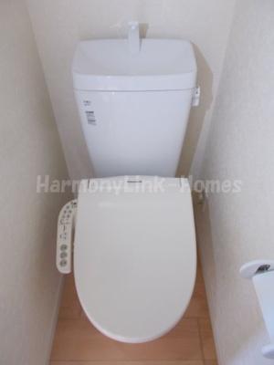 フェリスフラッグのトイレ