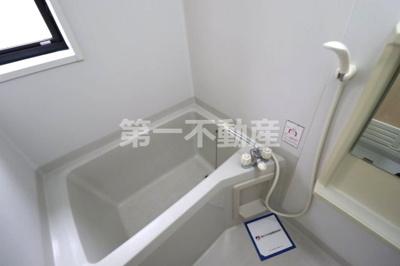 【浴室】ヴィルヌーヴ上中D