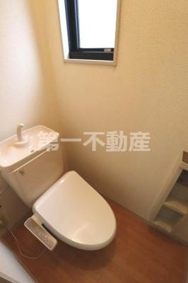 【トイレ】ヴィルヌーヴ上中D