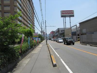 【周辺】キャステージパーク3番街