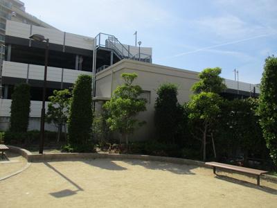 敷地内公園