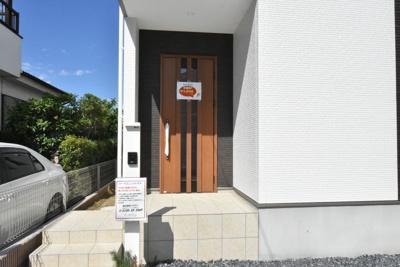 【外観】鴻巣市大間 新築一戸建て 全1棟