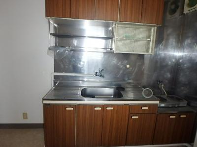 【キッチン】アルナビル1