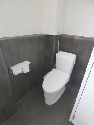 【トイレ】カワ清東山第3ビル