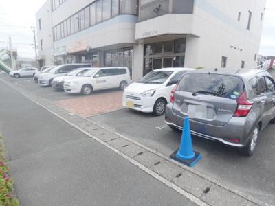 【駐車場】カワ清林京西ビル