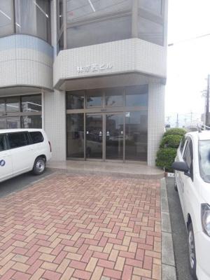 【エントランス】カワ清林京西ビル