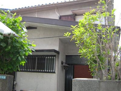 【外観】浜田町戸建貸家