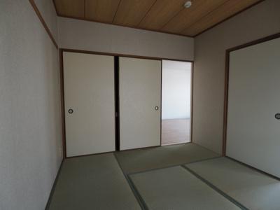 【寝室】コスモハイツ深江