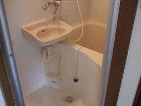 【浴室】サンロイヤルアズマヤ
