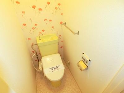 【トイレ】ビューハイツ大谷