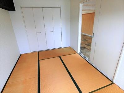 【寝室】東陽マンション